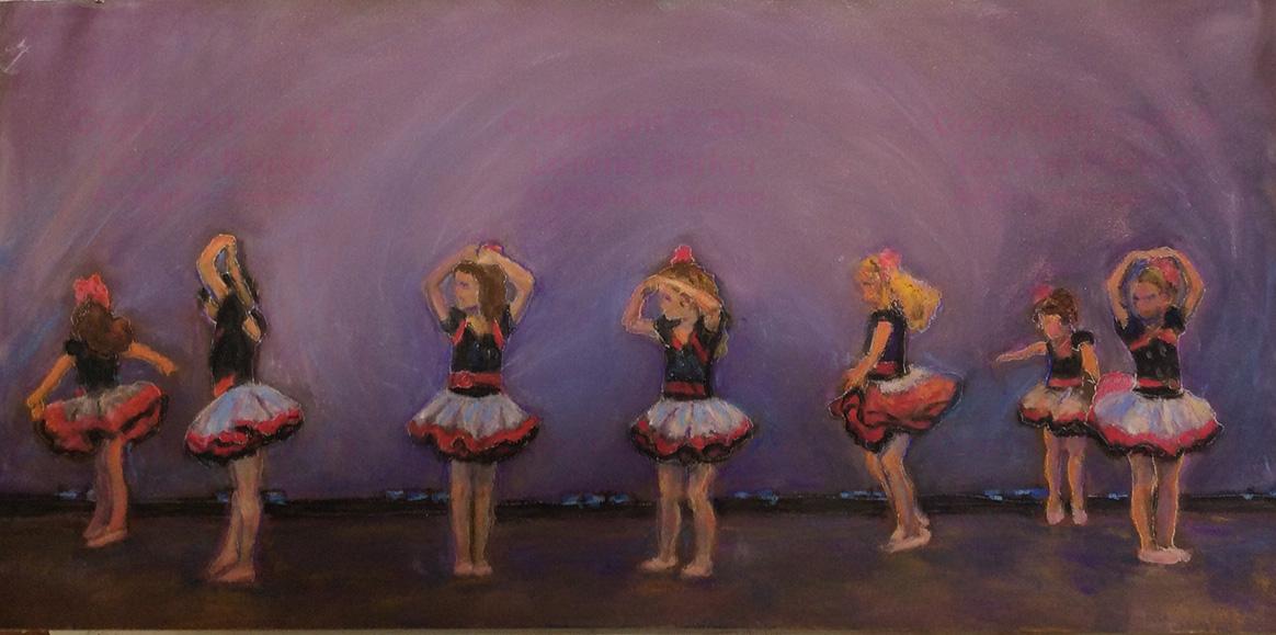 Lorene Barker Pastel