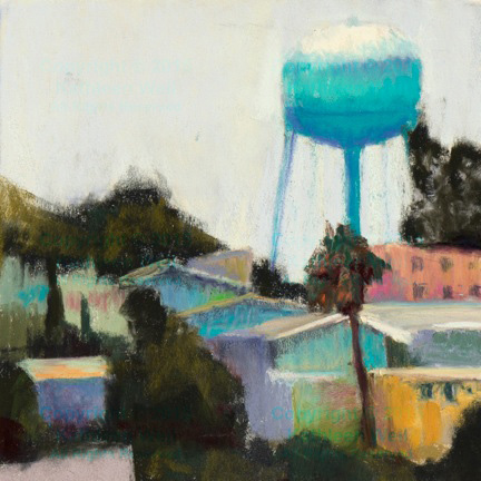 El Segundo Water Tower - Kathleen Weil