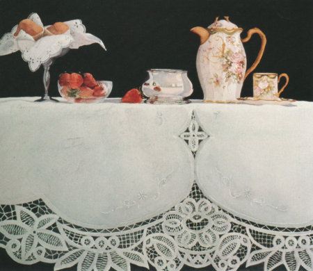 Tablescape V - Virginia Caviness