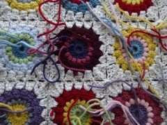 u-knitt crochet work