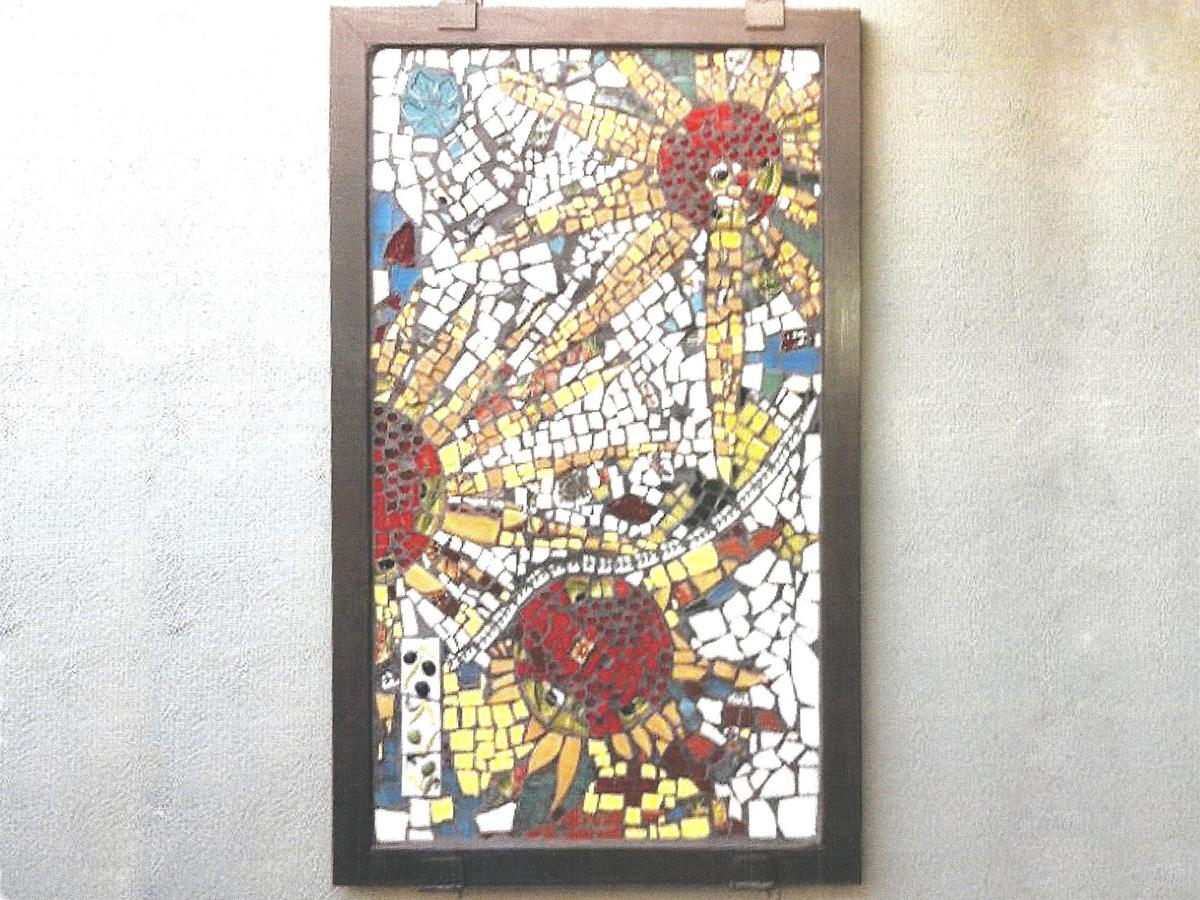 Mosaic Wall Art - Pat Stone