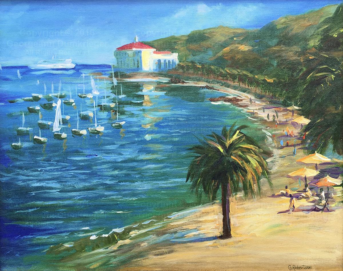Descanso Bay - Georgeann Robertson
