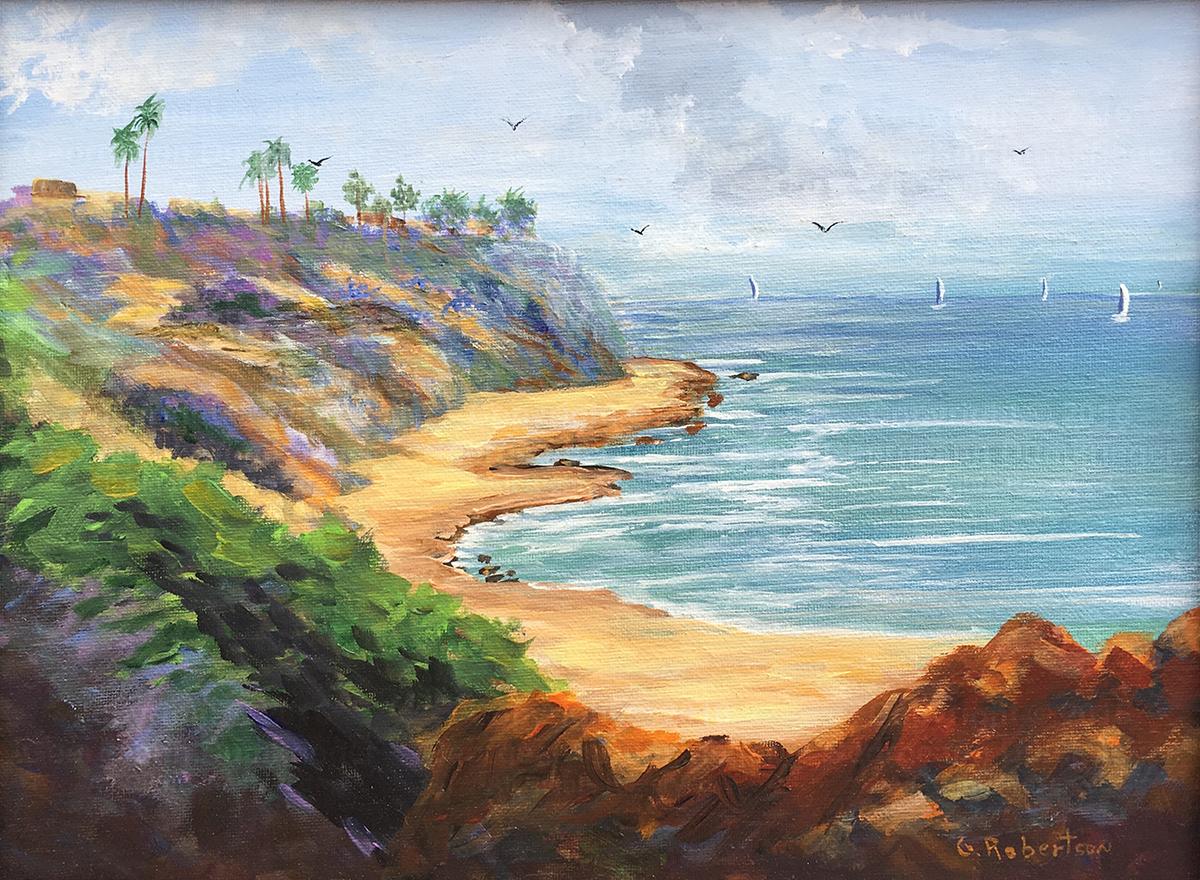 Palos Verdes Coast - Georgeann Robertson