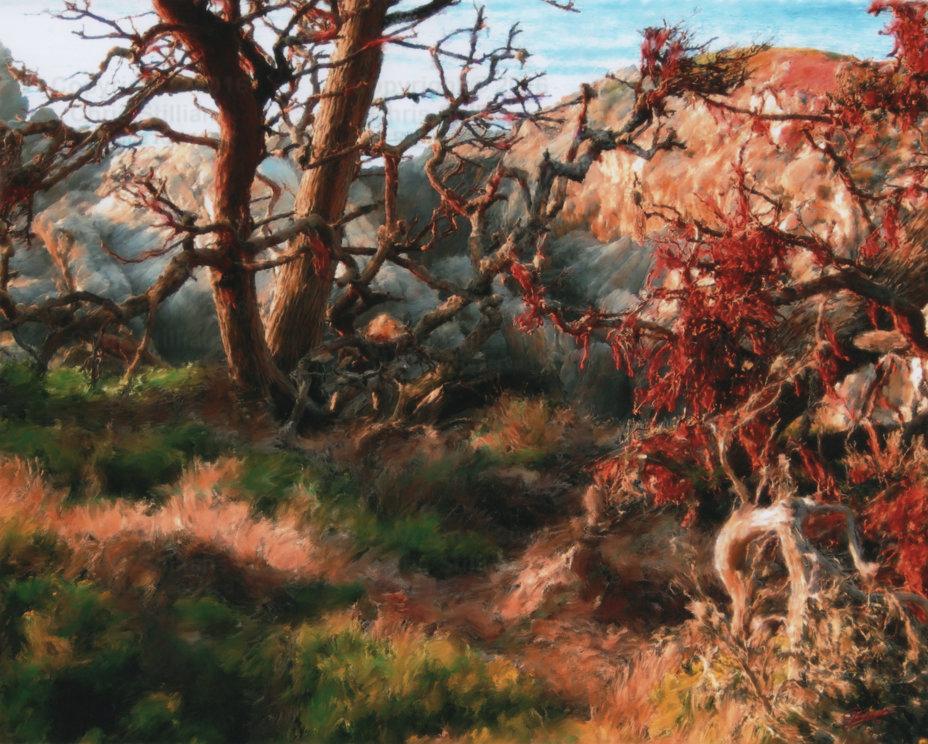 The Rusty Tree - Chris Stillians