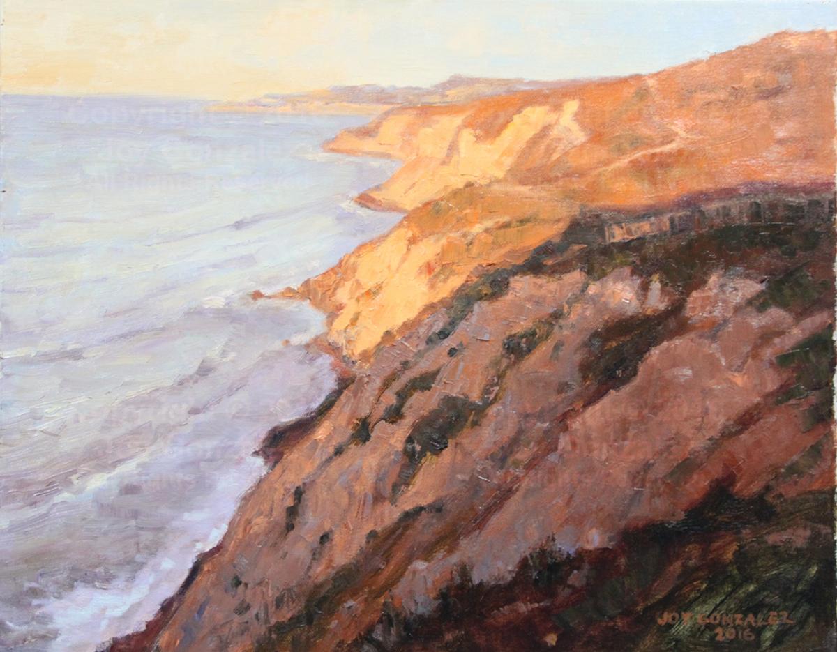 South Shores Sunrise - Joy Gonzalez