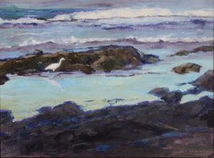 Tidepool Egret - Joy Gonzalez