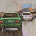 Green Car - Kathleen Weil