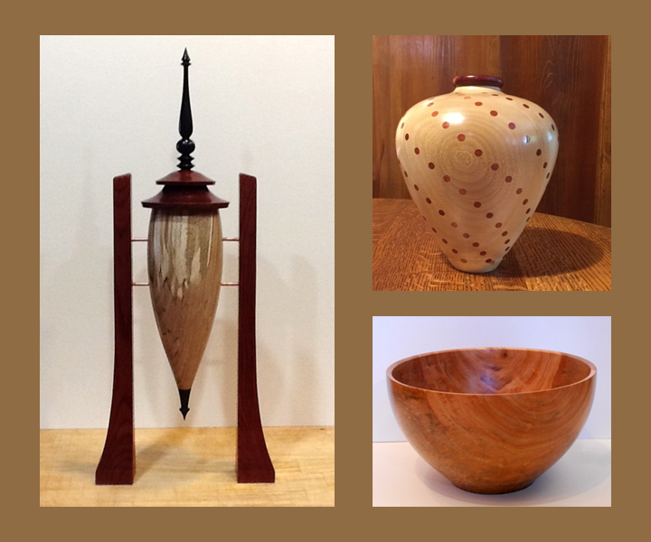 Steve Abshear Woodturning