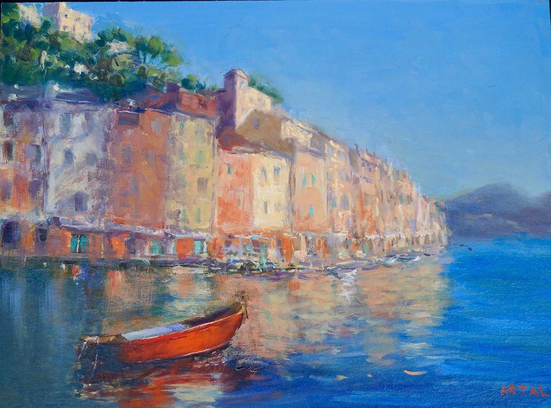 Portofino Harbor - Michal Artal