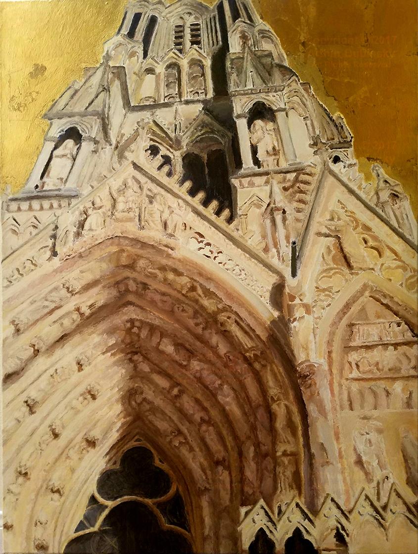 Arthur Dubinsky Painting