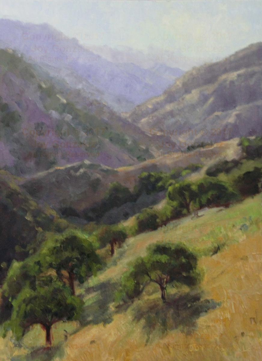Tejon Foothills - Joy Gonzalez