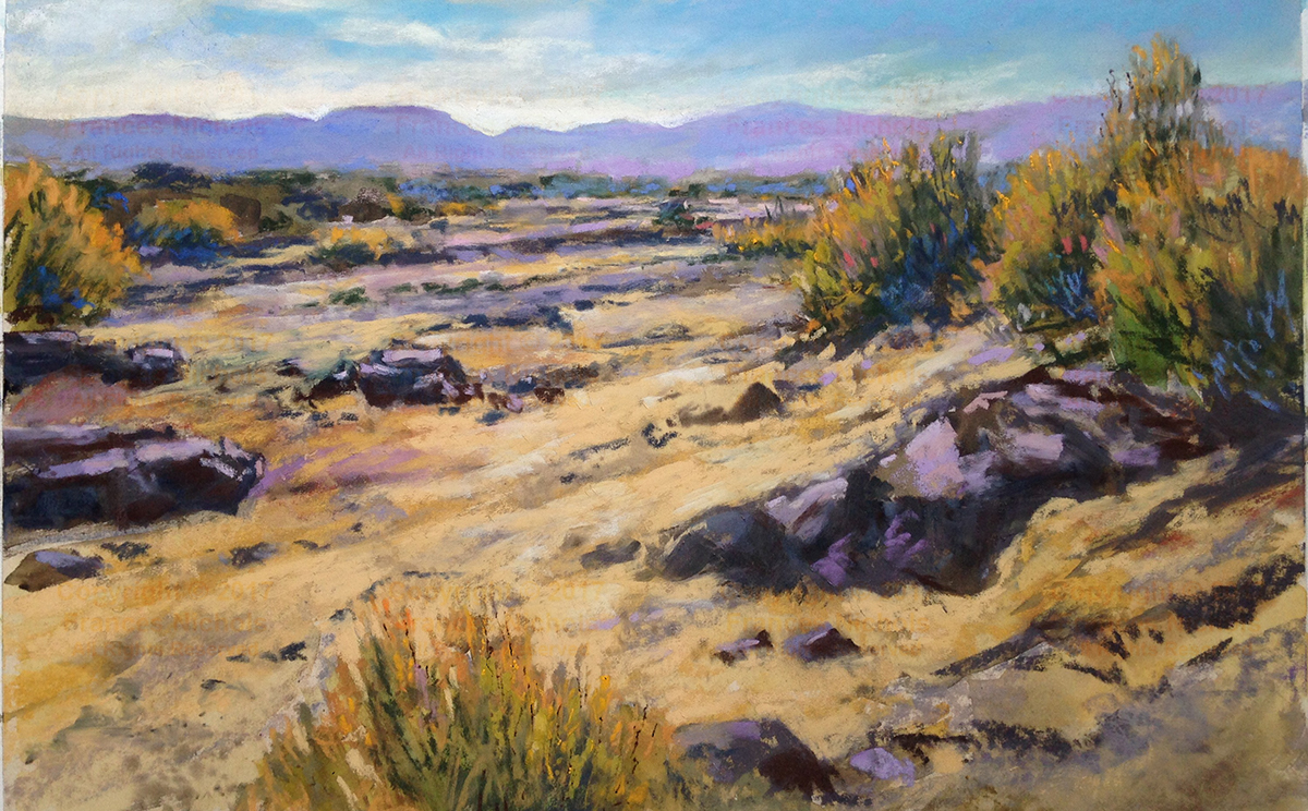Desert Vista 1 - Frances Nichols