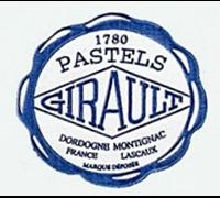Girault Pastels Logo