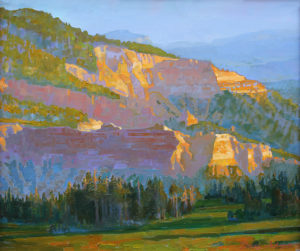 Afternoon Shadows, Cedar National Monument - Peter Adams