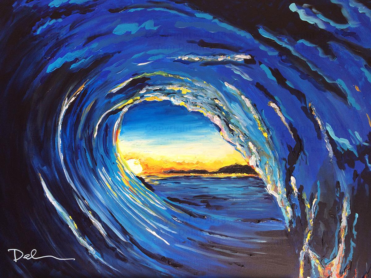Tunnel Vision 2 - Tom Delaney