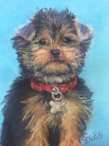 Vickie Sekits Painting