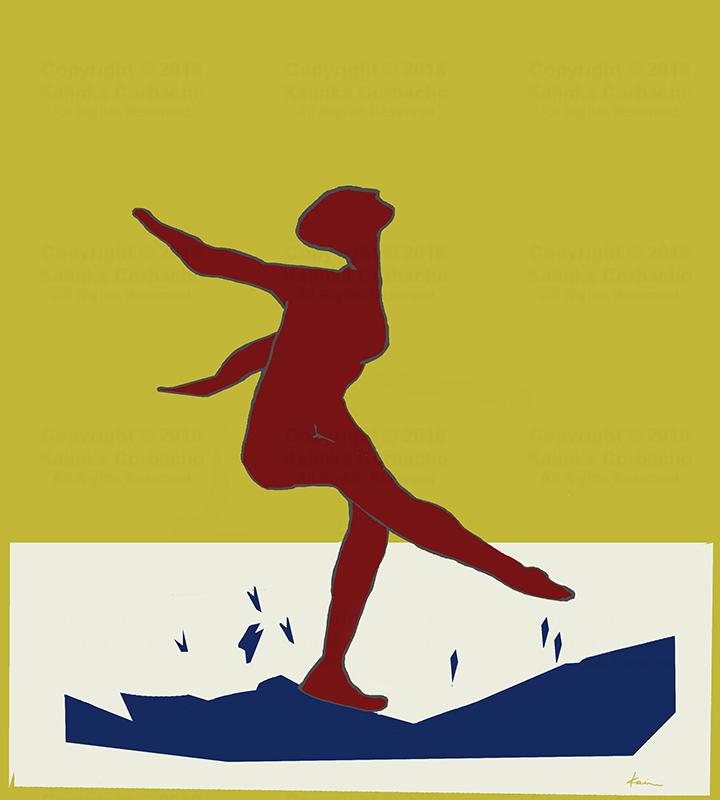 Oda a la Alegría Mujer - Kalinka Corbacho