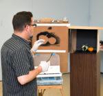 Pastel Workshop with Otto Sturcke
