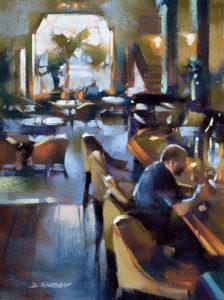 Lobby, Valencia Hotel - Desmond Hagan