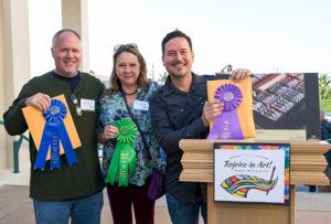 Rejoice in Art 2018 Award Winners