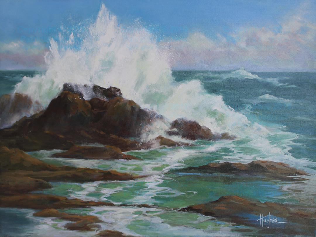 Boom - Patricia Hughes