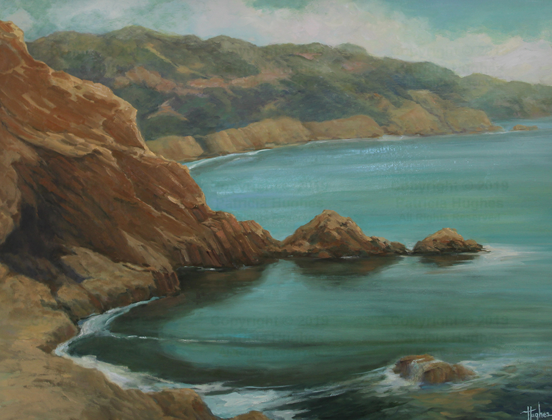 Sea Caves at Terranea - Patricia Hughes