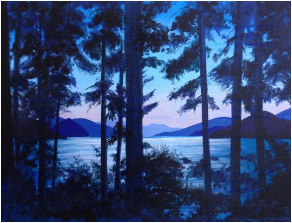Robin Kirk Painting
