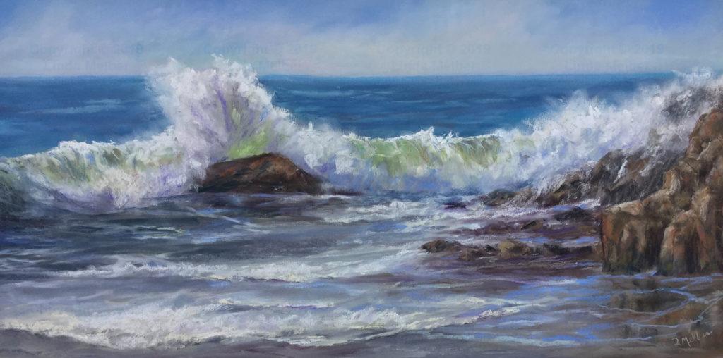 Linda Melber Painting
