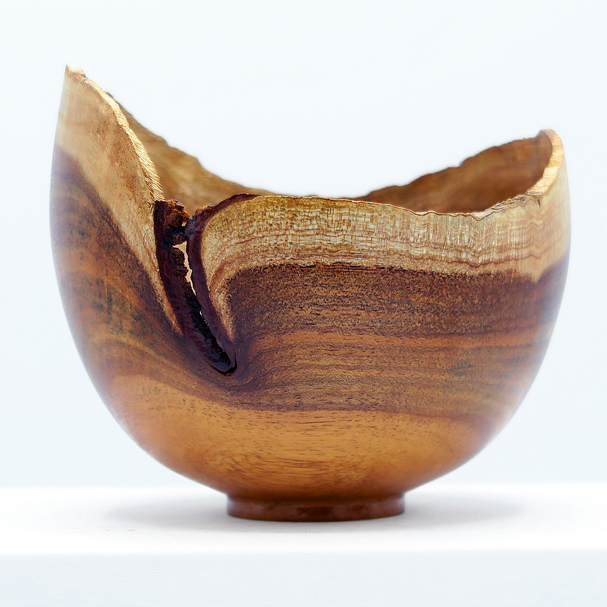 Jonathan Weaver Wood Bowl