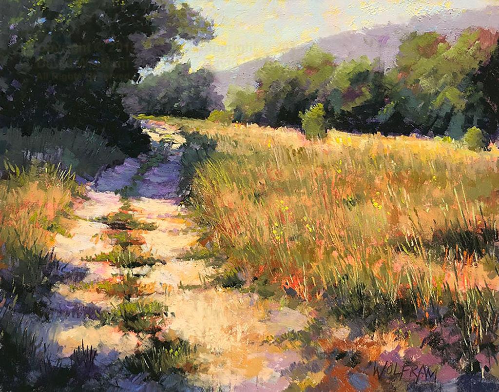 Madrona Marsh Afternoon - David Wolfram