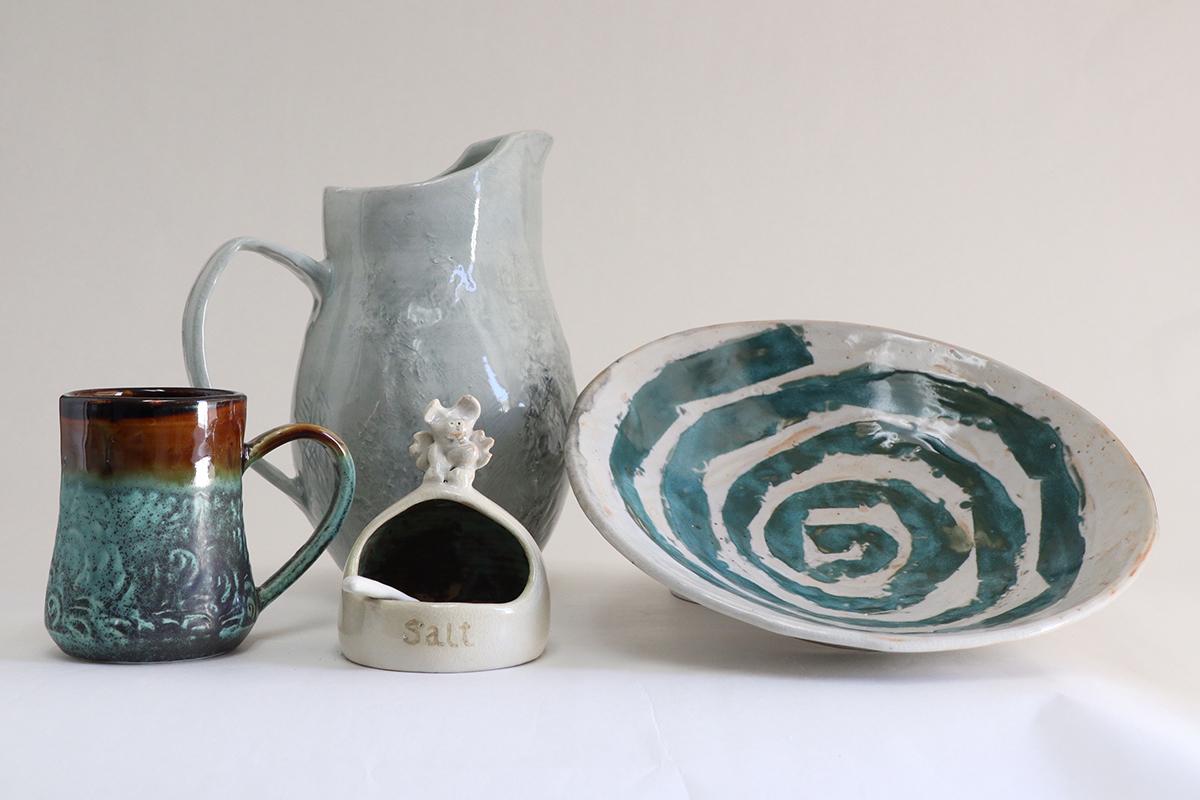 Ruth Ibaraki Pottery