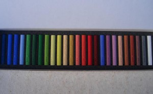 25-Stick Box of Girault Pastels