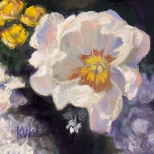 Original Matted Pastel Painting