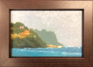 Framed Original Oil Painting